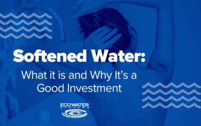 Softened Water: What it is and Why It's a Good Investment